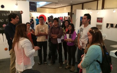 A pop-up museum has its place in the FIA Caracas