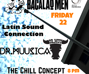 Latin Sound Connection with Bacalao Men and Dr. Muusica