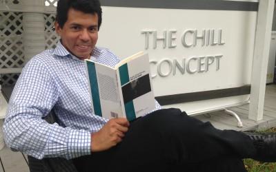 El poeta venezolano Douglas Gómez Barrueta leerá su obra en Miami