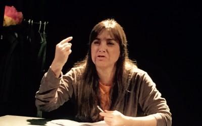 María Elena Lavaud retrata la violencia doméstica en las tablas