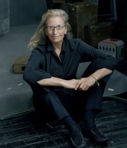 Annie Leibovitz, New York City, 2012. Photograph by Nick Rogers.